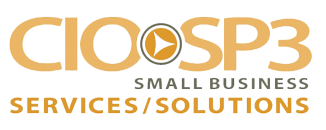 CIO-SP3 Small Business Services/Solutions Logo
