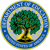 United States Department of Education Logo