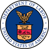 United States of America Department of Labor Logo